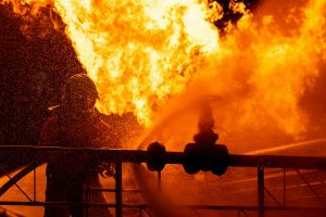 McKenzie County Oil Well Fire a Reminder of Dangers Oil Field Workers Face on the Job
